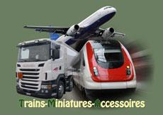 Trains, Miniatures, Accessoires